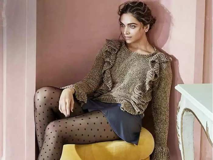 deepika padukone trolled for her glamorous dress designed by yanina couture in marathi