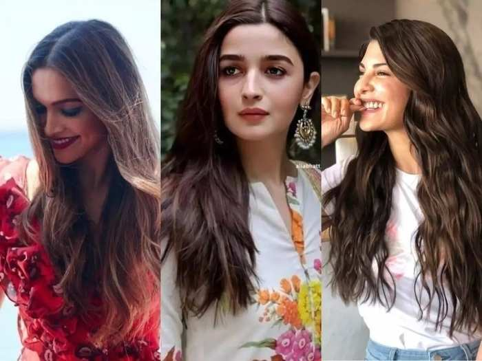bollywood actresses hair care secrets in marathi