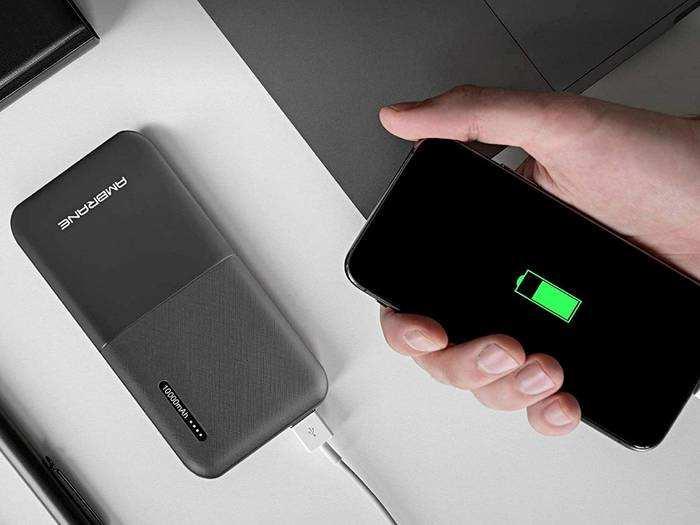 Power Bank On Amazon : स्मार्टफोन की बैटरी डिस्चार्ज होने की फिक्र नहीं, भारी डिस्काउंट में खरीदें Power Bank