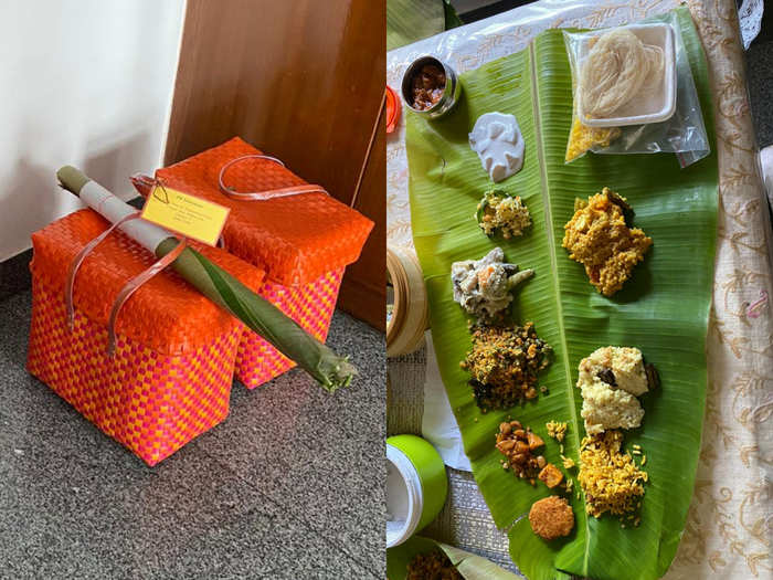 Marriage food home delivery