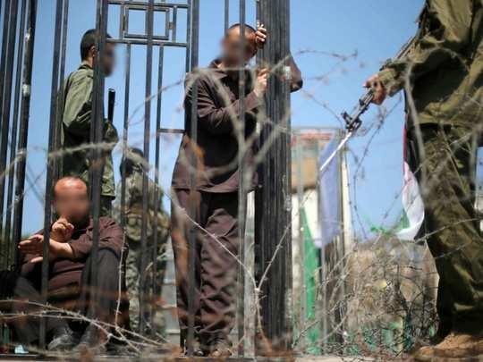 Israel 01 Jail