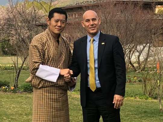 israel established diplomatic relations with bhutan, major setback for china and pakistan