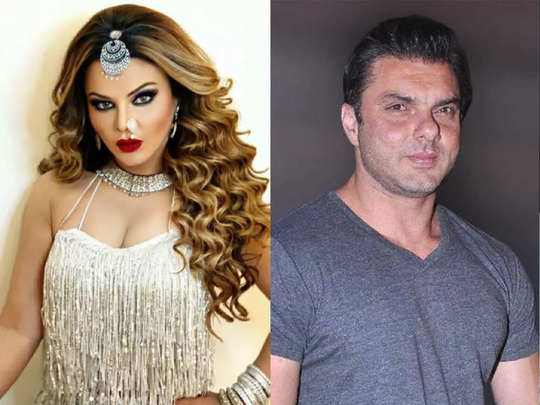 rakhi sawant says salman khan brother sohail helped in getting her bigg boss 14 as she asked him for work