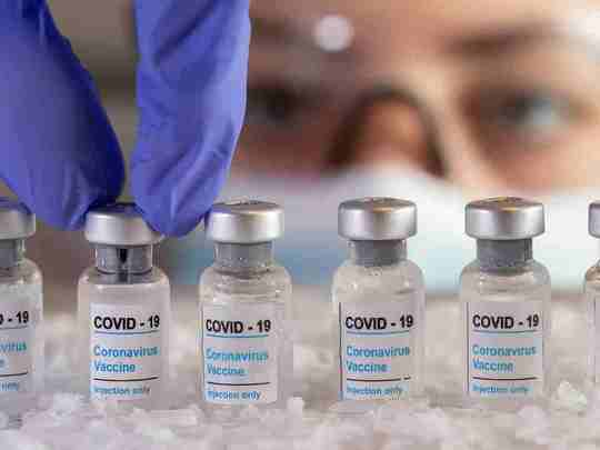 corona vaccine india news today: states to get doses based on risk population