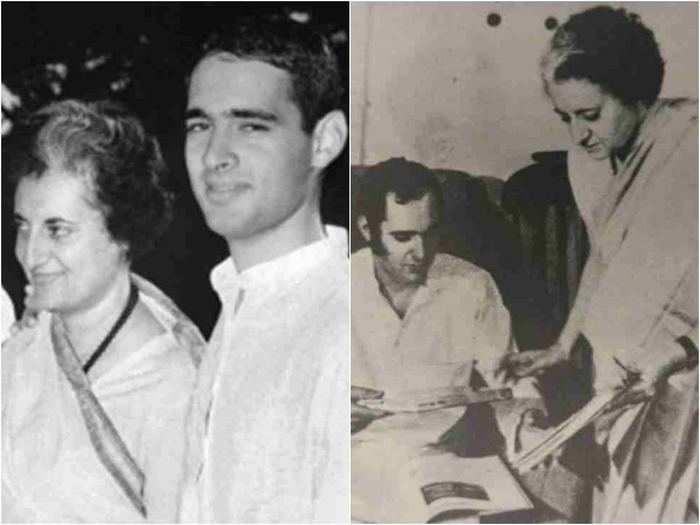 sanjay gandhi 74th birth anniversary anecdotes about indira, rajiv and maneka gandhi
