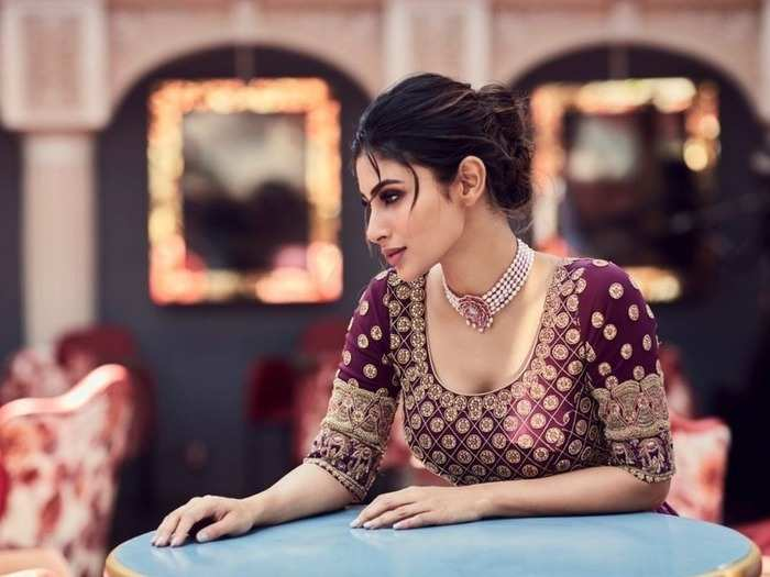beauty secrets of mouni roy which you should follow for clear glowing skin