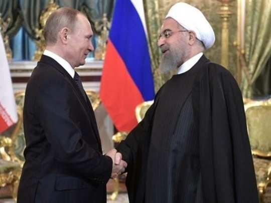 Putin Ruhani 01