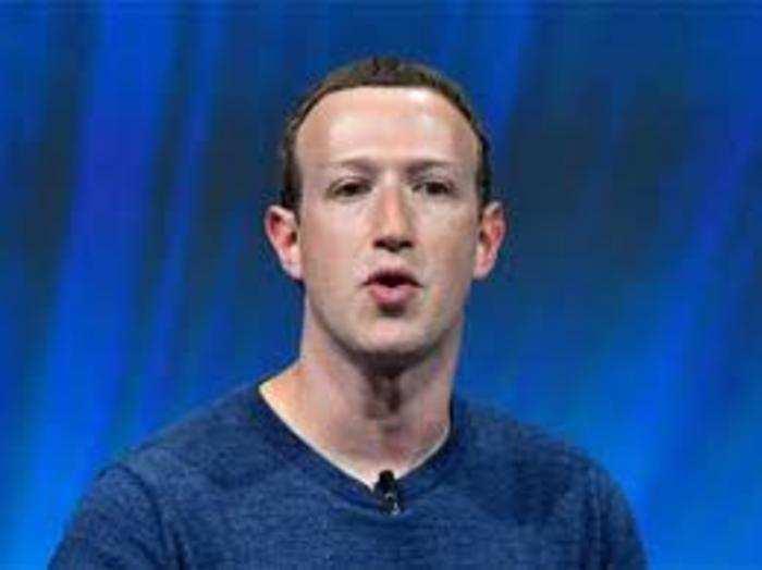 फेसबुक के सीईओ मार्क जकरबर्ग (फाइल फोटो)