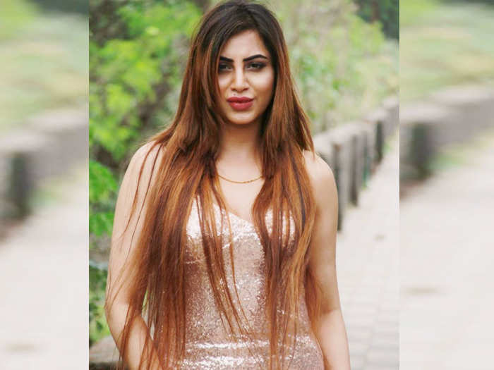 bigg boss 14 arshi khan controversies right from conflict with salman to accusing radhe maa of running a racket