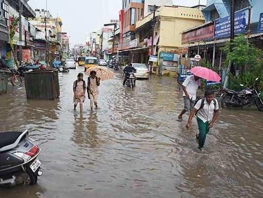 கனமழை எச்சரிக்கை: டிசம்பர் மாத இரண்டாம் இன்னிங்ஸா? Samayam-tamil