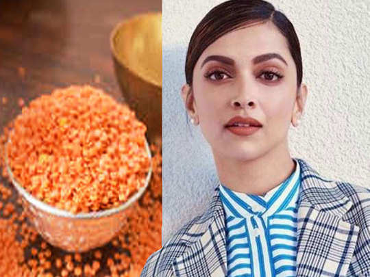 get beautiful and bright skin with masoor dal face pack