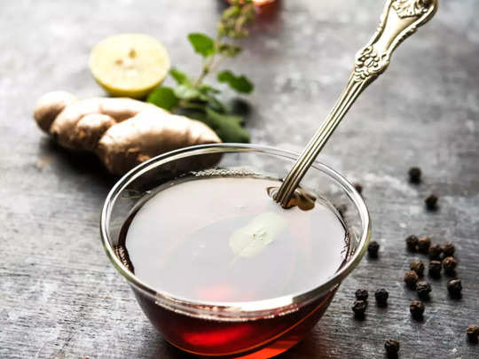 kadha recipe to relief from cold and cough in kids in hindi