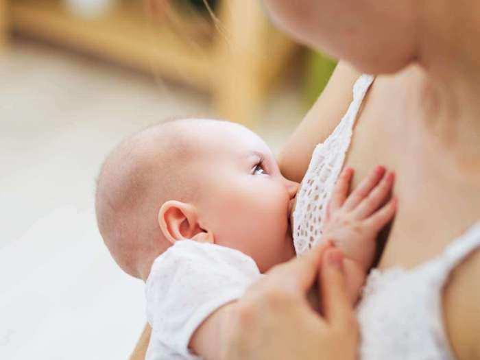 reasons behind low breast milk in marathi