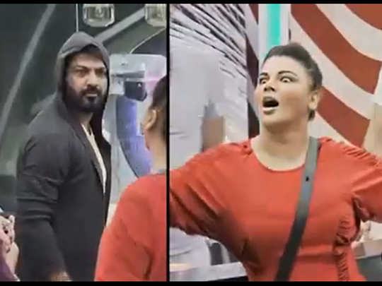 Rakhi Sawant mocks about Nikki Tamboli and Manu Punjabi bonding