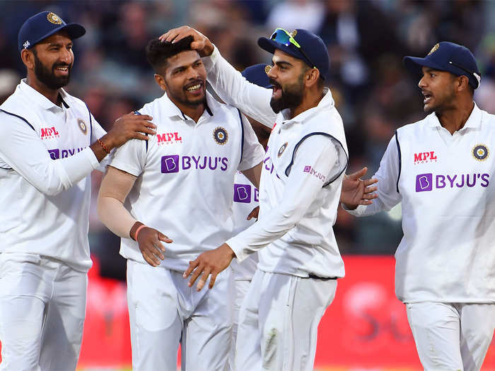 australia vs india 1st day night pink ball test day 2 highlights and talking points