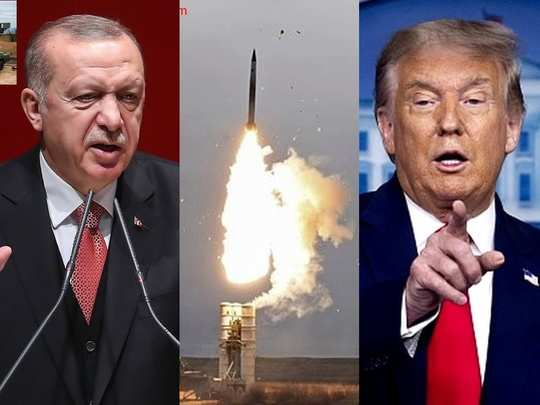 s-400 missile system deal, turkey angry over us sanctions, recep tayyip erdogan says we will take revenge