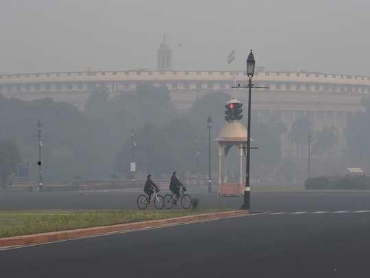 Smog Parliament