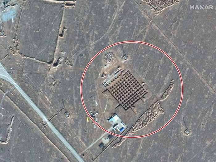 Iran nuclear facility 01