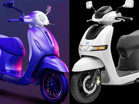 Electric Scooters Launched in 2020 Bajaj Hero TVS