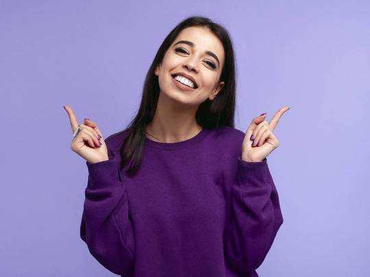 लेटेस्ट फैशन के Women's Sweatshirts on Amazon हैवी डिस्काउंट के साथ ऑर्डर करें