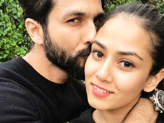 mira rajput and shahid kapoor shows how to break typical society norms to have happy relationship