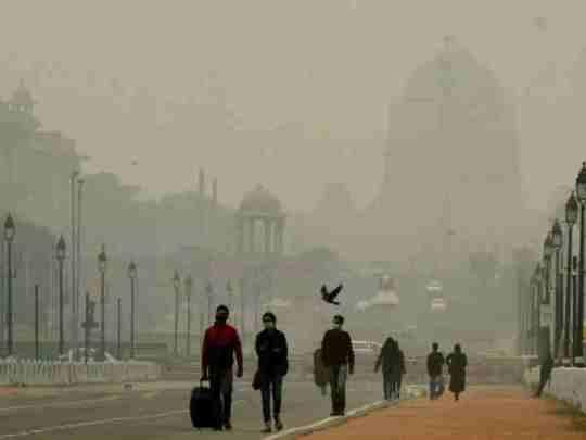 Delhi-COPD-News