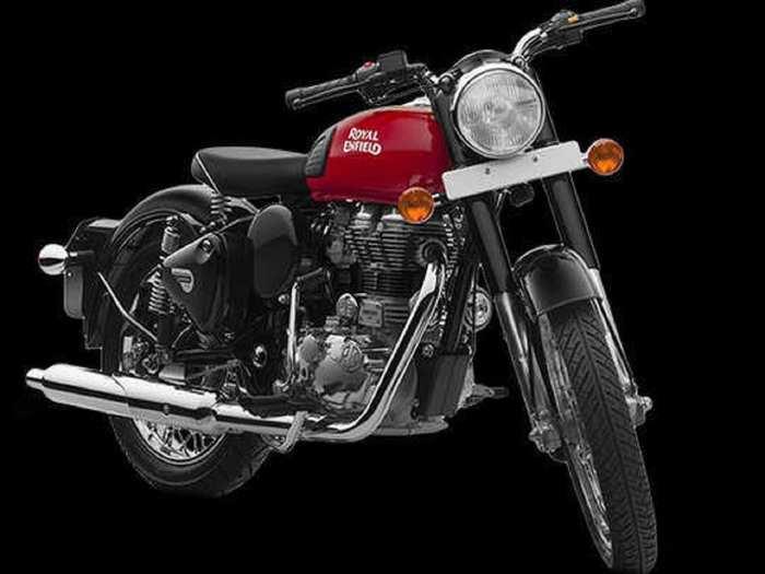 Royal Enfield Bikes Sales Classic 350 Meteor 350