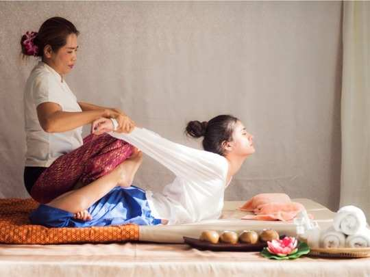 unbelievable benefits of get thai massage done regularly