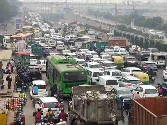 Delhi-Traffic-News