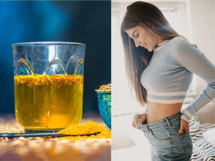 weight loss drink what to drink in the morning to lose belly fat