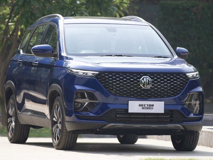 MG Hector Plus (3)