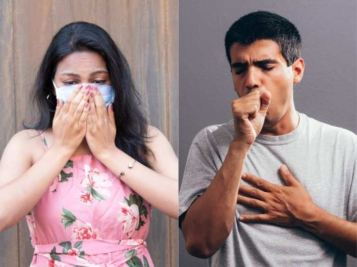 what is the difference between random sore throat and covid sore throat