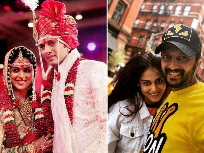 secrets of healthy and happy married life like riteish deshmukh and genelia dsouza in marathi