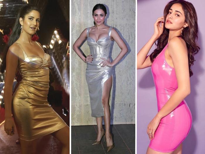 from katrina kaif to kareena kapoor khan in tight fitting bodycon dress