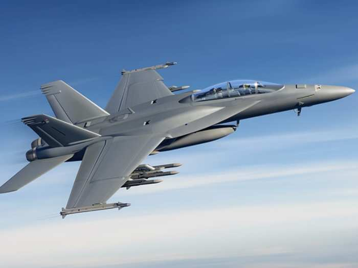 will indian navy buy boeing fa-18ef super hornet fighter jet, know all specifications and fire power