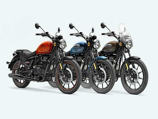 Royal Enfield Meteor 350 November Sale Price Features 2