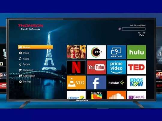 Discount on Thomson smart TV Flipkart Sale