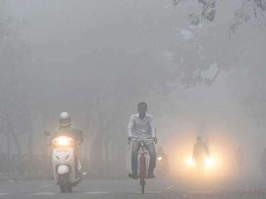 दक्षिण महाराष्ट्र गारठला; साताऱ्यात सर्वात कमी ९ अंश सेल्सियस तापमानाची नोंद