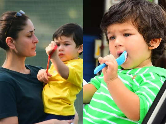 kareenas son taimur shows tantrums in public know how to handle the situation in hindi
