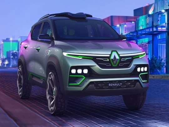 Renault Most Affordable SUV Renault Kiger Launch