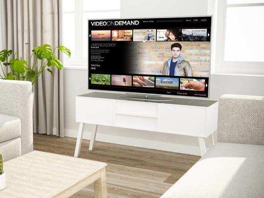 Smart TV On Amazon : एचडी क्वालिटी में डॉल्बी साउंड के साथ घर में देखें मूवी, डिस्काउंट के साथ ऑर्डर करें Smart TV