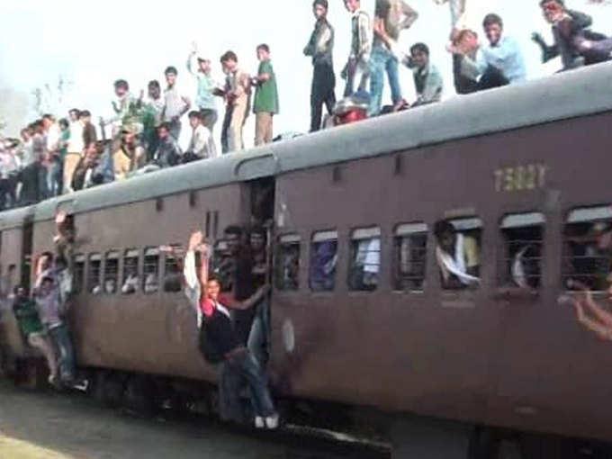 BJP tweeted video of Lalu Yadav being Railway Minister