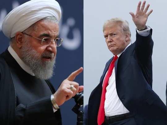 US Iran Hassan Rouhani Trump 01