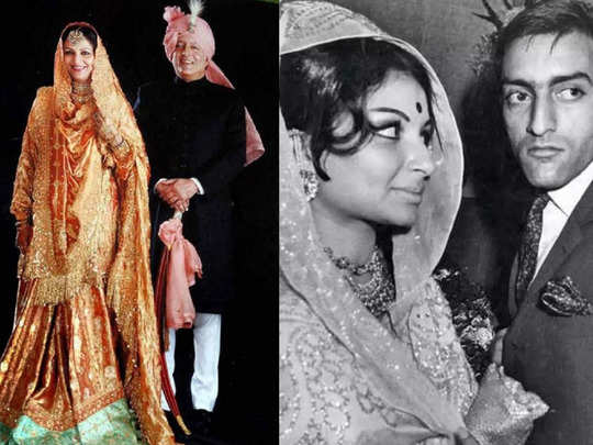 things to learn from sharmila tagore and mansoor ali khan pataudi relationship