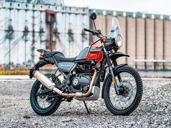 Royal Enfield Himalayan 2021 Launch Features