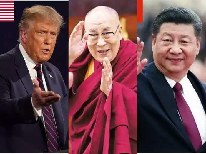 Trump Dalai Lama China 01