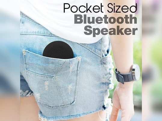 एक हजार रुपए से कम में खरीदें यह Bluetooth Speakers on Amazon, इनसे मिलेगी दमदार साउंड
