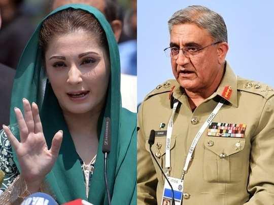 Maryam Nawaj Pak Army 01