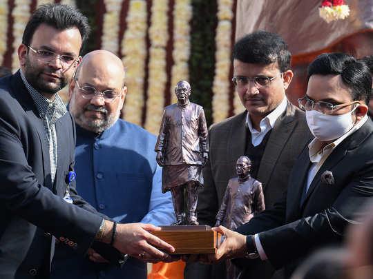 Arun Jaitley statue unveiled at Delhis Feroz Shah Kotla