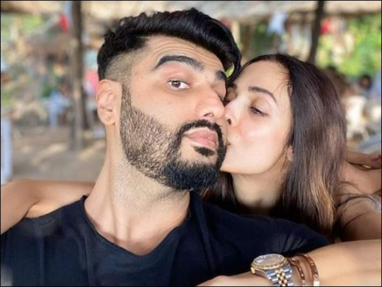 malaika arora on arjun kapoor and said that she was in quarantine with him